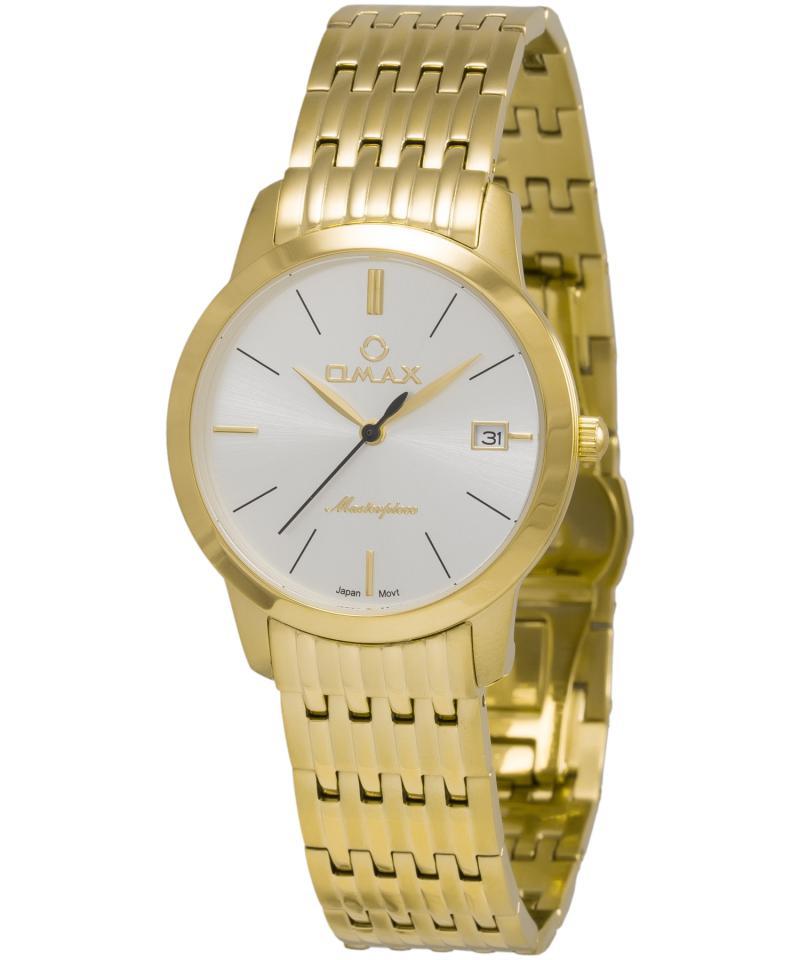 OMAX ML02G61I Men's Wrist Watch