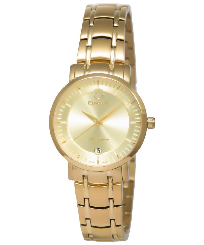 OMAX ML07G11I Men's Wrist Watch