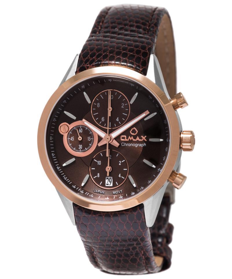 OMAX ML09C55I Men's Wrist Watch
