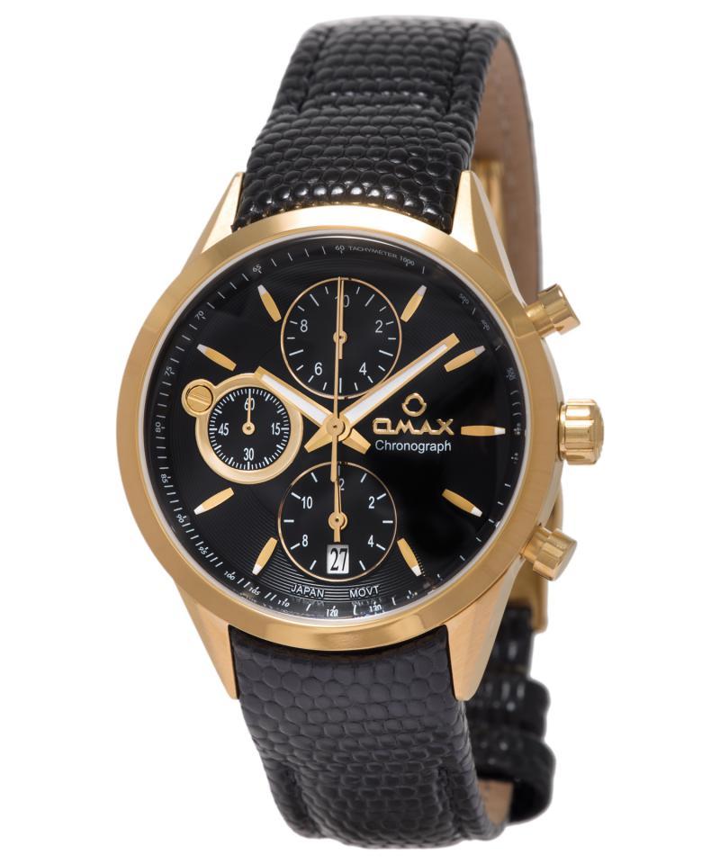 OMAX ML09G22I Men's Wrist Watch