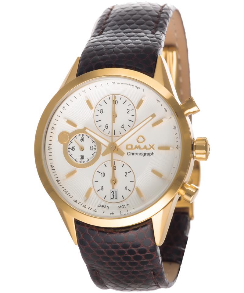 OMAX ML09G65I Men's Wrist Watch