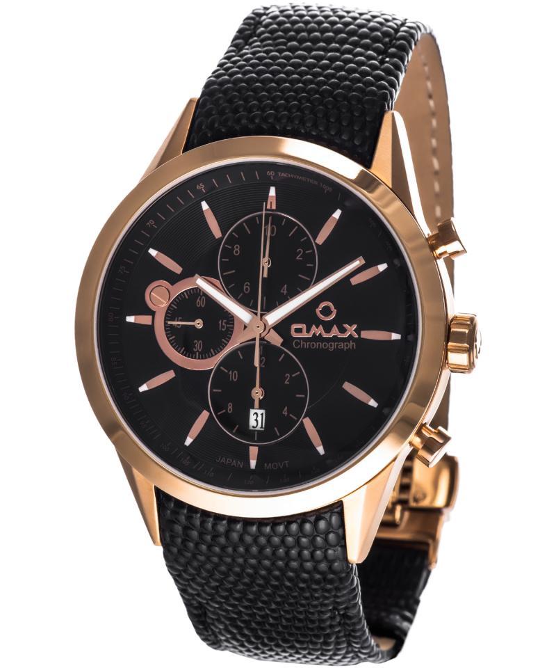 OMAX ML09R22I Men's Wrist Watch