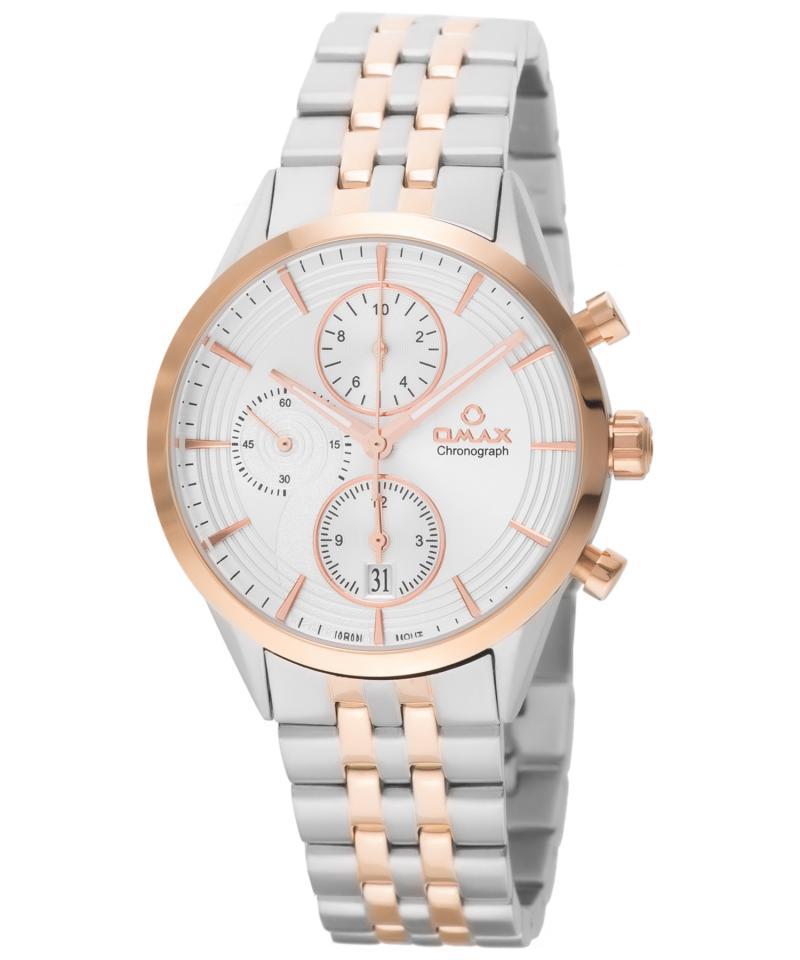 OMAX ML10C6CI Men's Wrist Watch