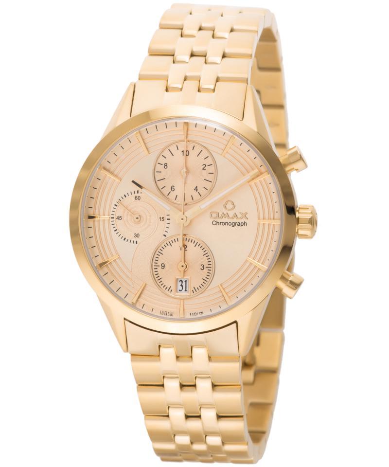 OMAX ML10G11I Men's Wrist Watch