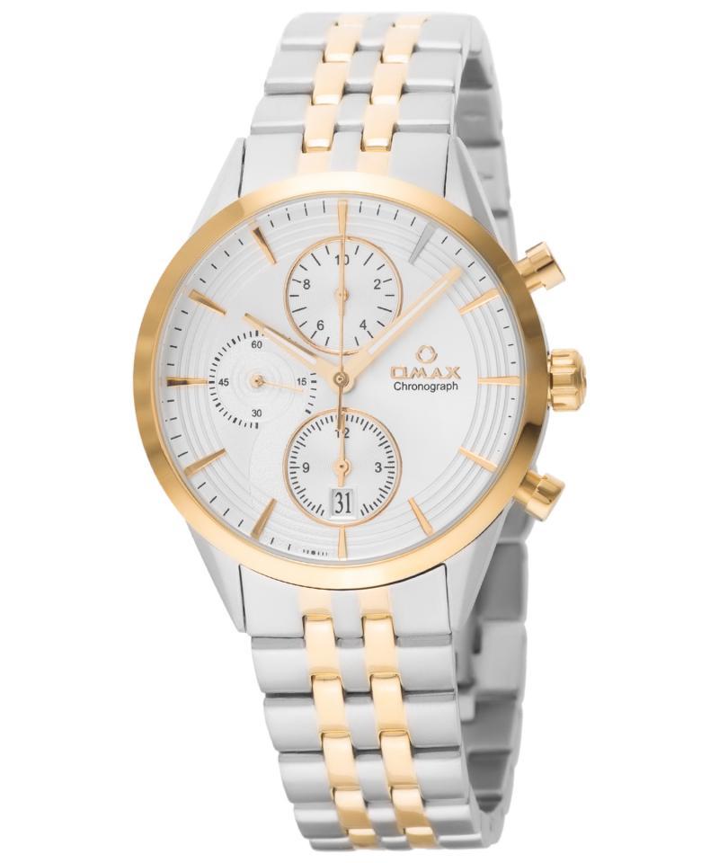 OMAX ML10T6TI Men's Wrist Watch