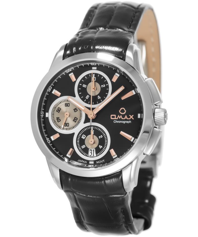 OMAX ML12P22I Men's Wrist Watch
