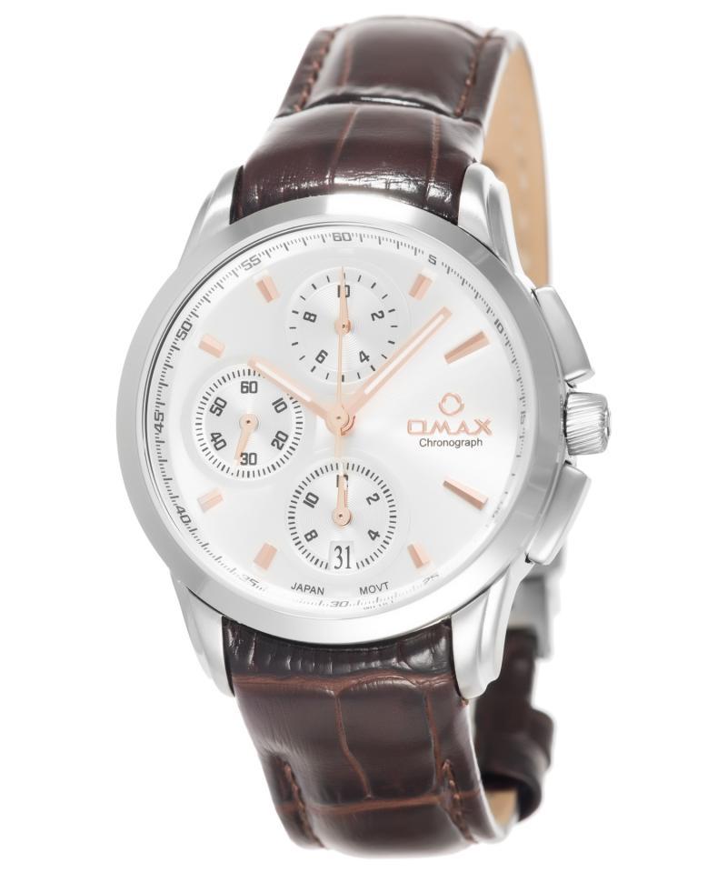 OMAX ML12P65I Men's Wrist Watch