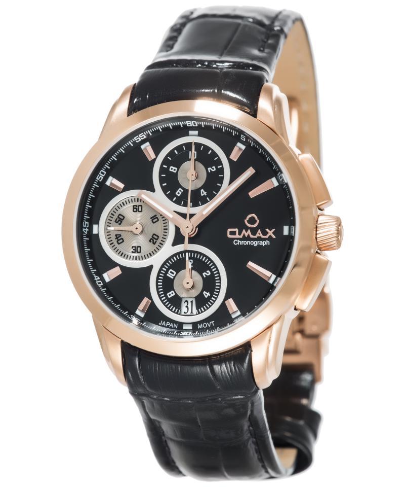 OMAX ML12R22I Men's Wrist Watch