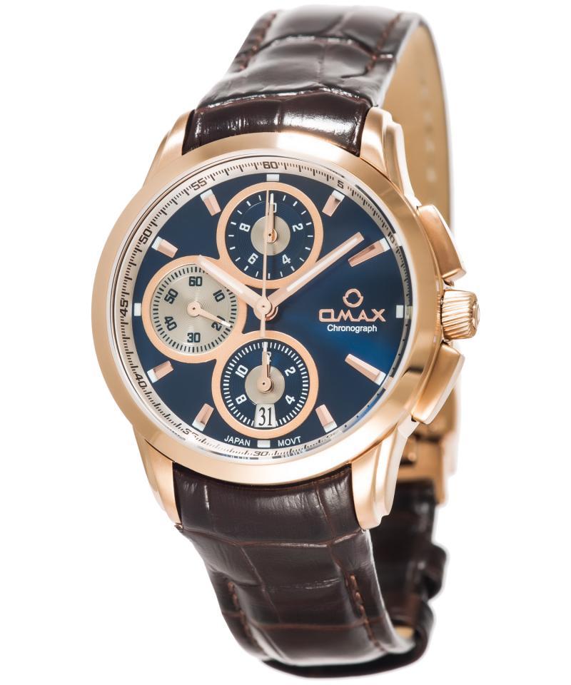 OMAX ML12R45I Men's Wrist Watch