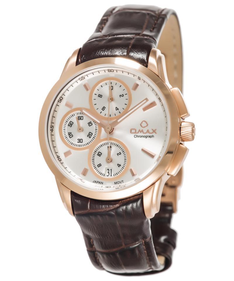 OMAX ML12R65I Men's Wrist Watch