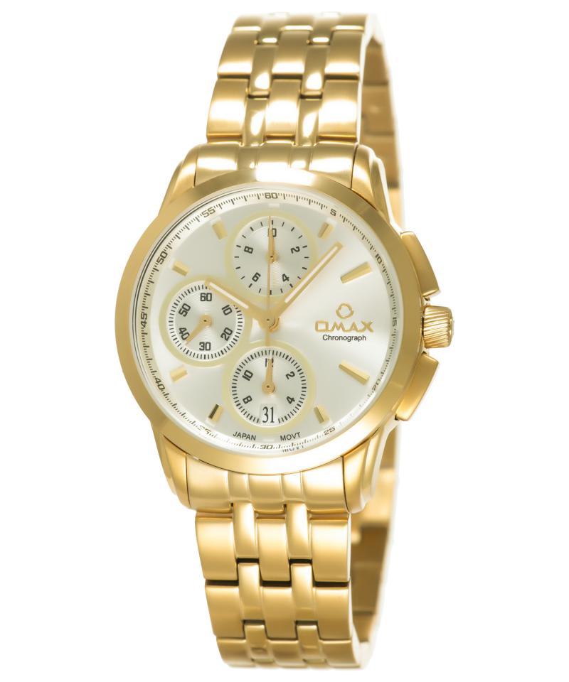 OMAX ML13G61I Men's Wrist Watch