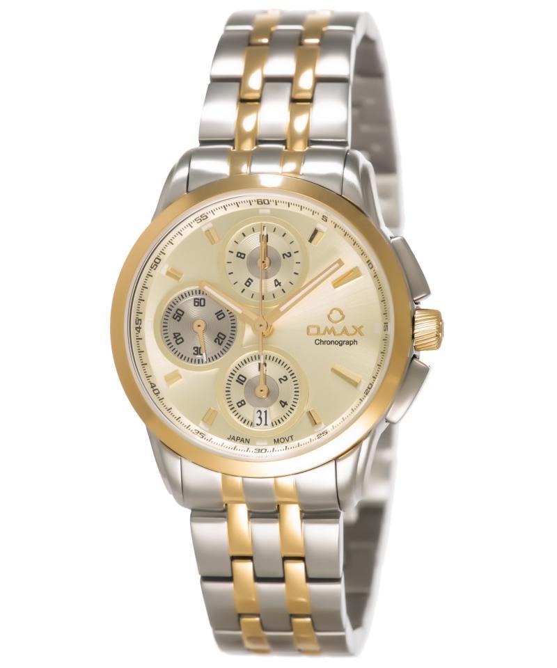 OMAX ML13T1TI Men's Wrist Watch
