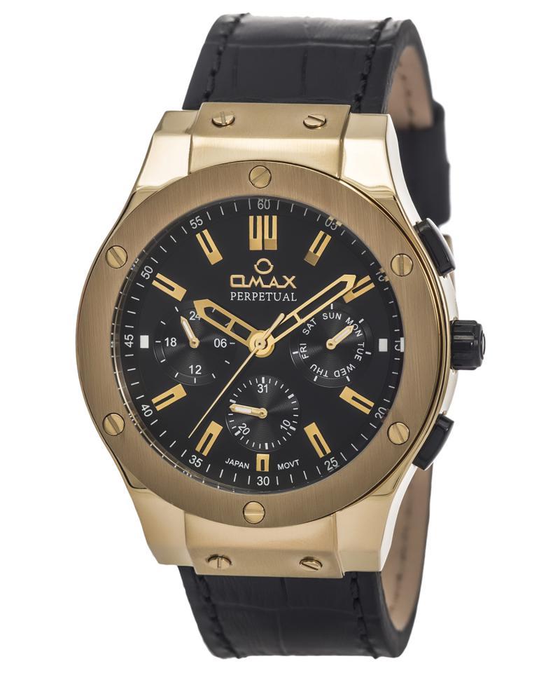 OMAX PG01G22I Men's Wrist Watch