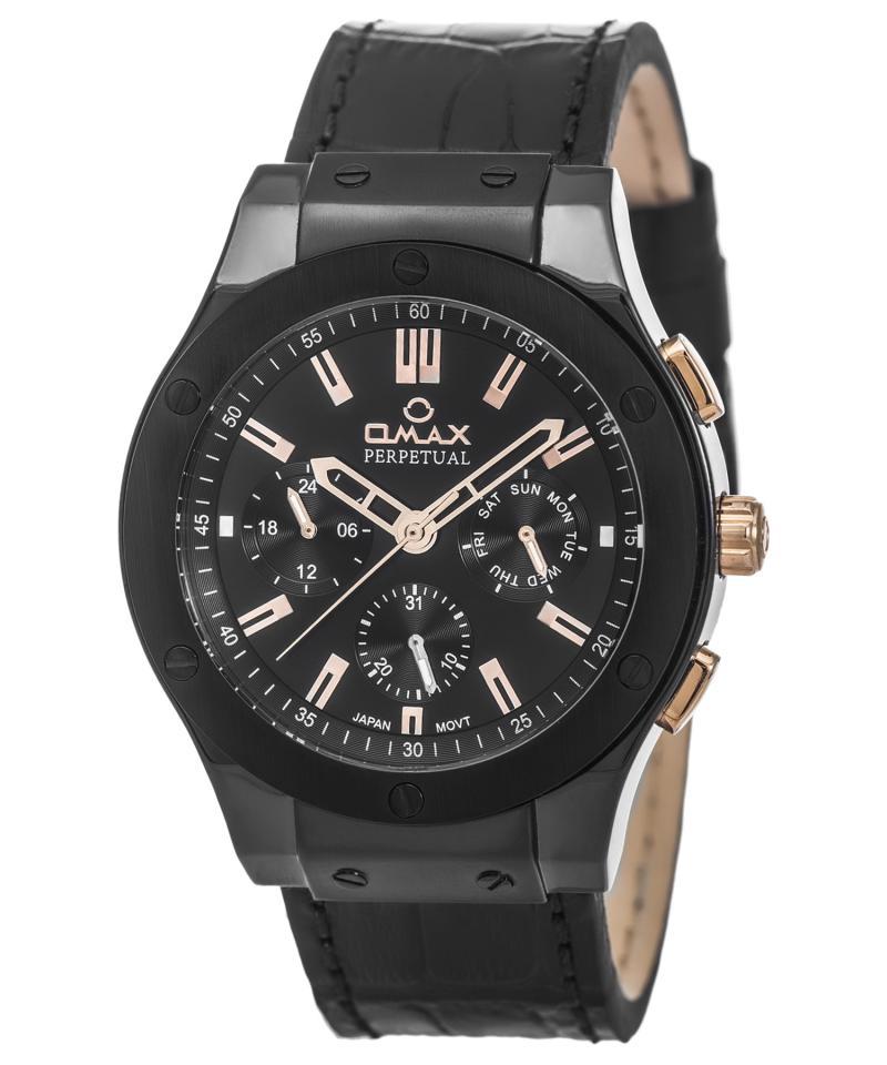 OMAX PG01M22I Men's Wrist Watch