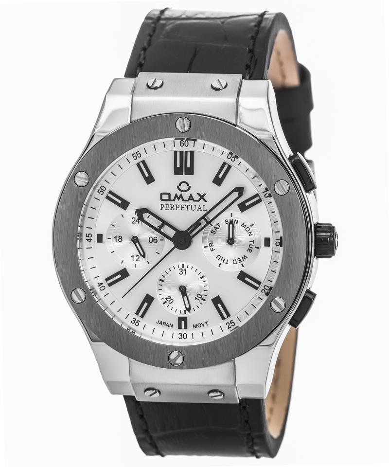 OMAX PG01P65I Men's Wrist Watch
