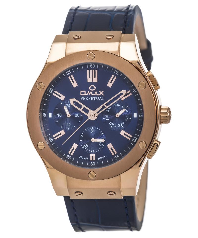 OMAX PG01R44I Men's Wrist Watch