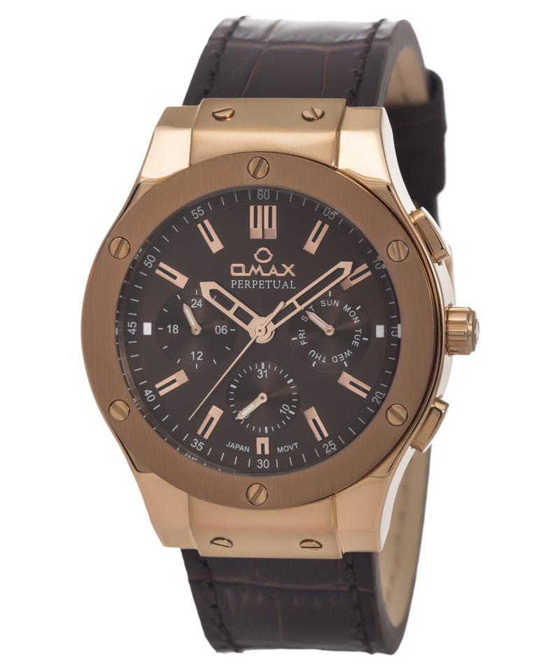 OMAX PG01R55I Men's Wrist Watch