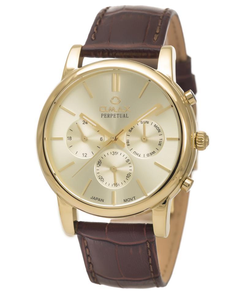 OMAX PG02G15I Men's Wrist Watch