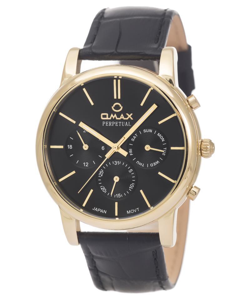 OMAX PG02G22I Men's Wrist Watch