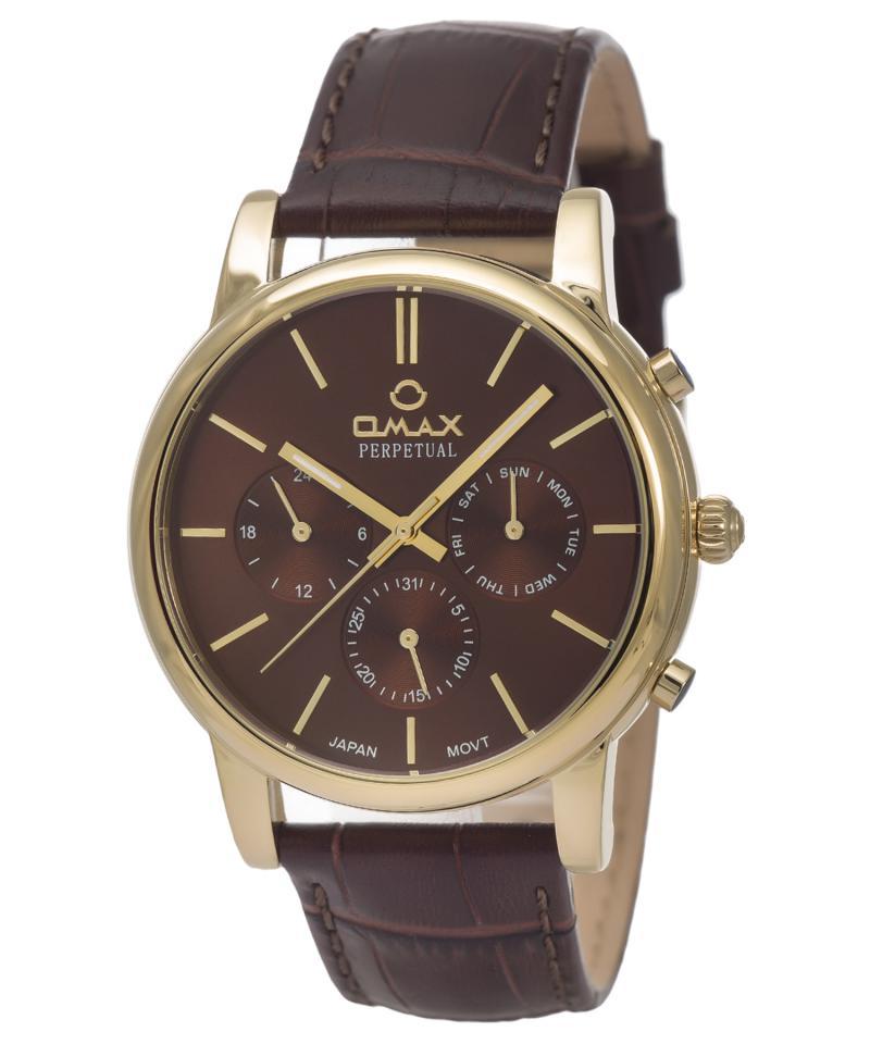 OMAX PG02G55I Men's Wrist Watch
