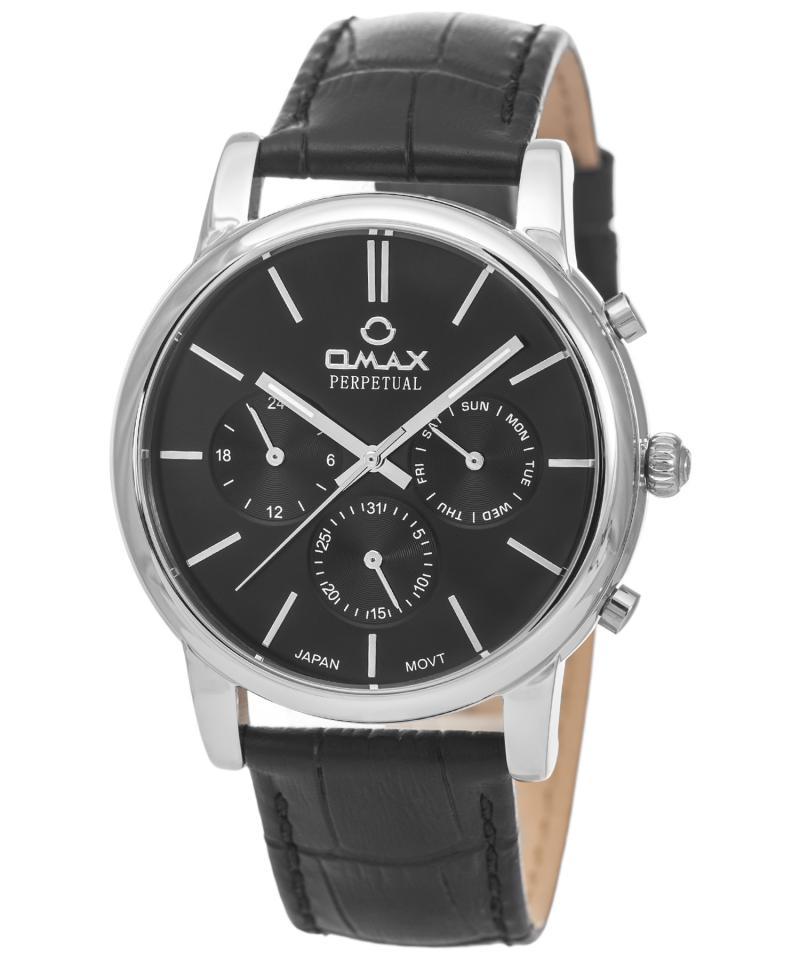 OMAX PG02P22I Men's Wrist Watch