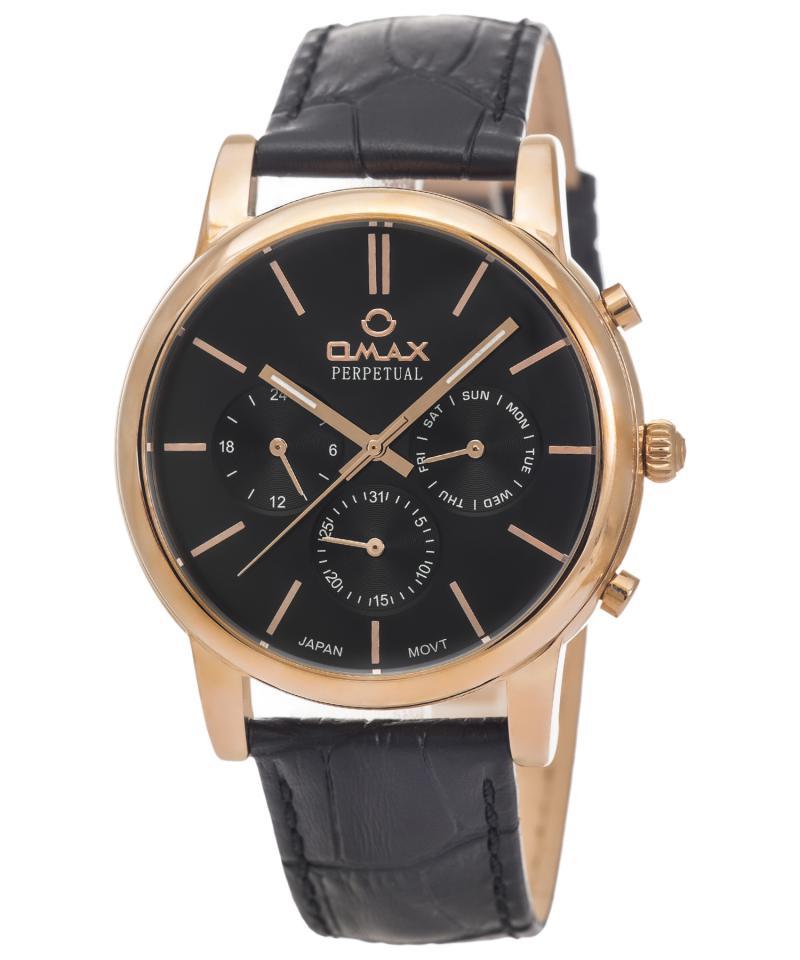 OMAX PG02R22I Men's Wrist Watch