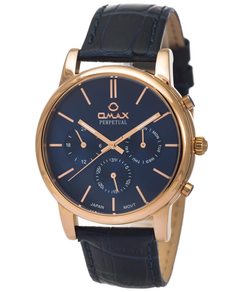 OMAX PG02R44I Men's Wrist Watch