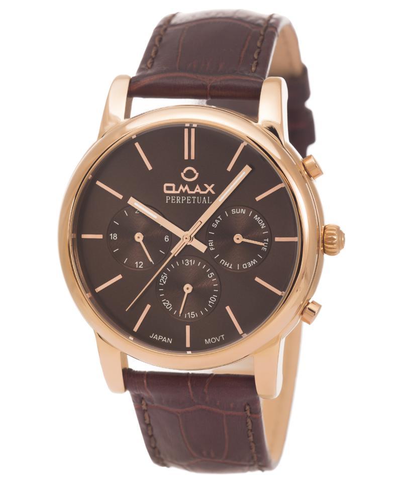 OMAX PG02R55I Men's Wrist Watch