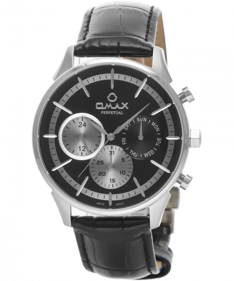 OMAX PG07P22I Men's Wrist Watch