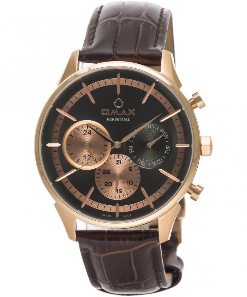 OMAX PG07R95I Men's Wrist Watch