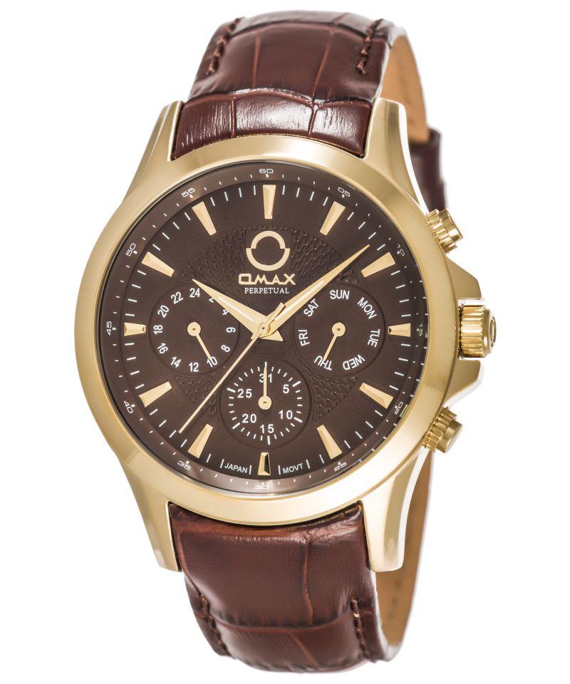 OMAX PG08G55I Men's Wrist Watch