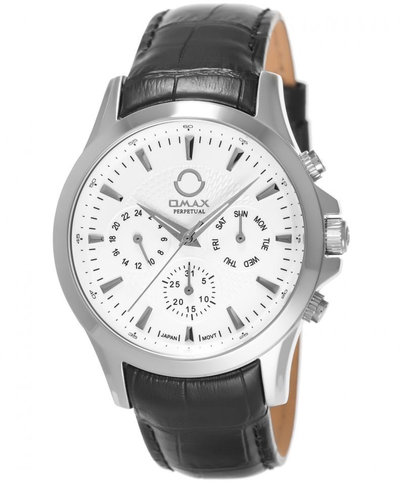 OMAX PG08P62I Men's Wrist Watch