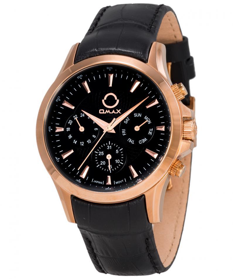 OMAX PG08R22I Men's Wrist Watch