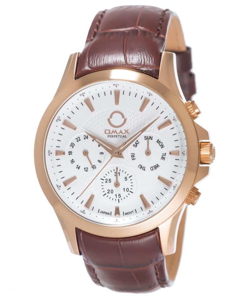 OMAX PG08R65I Men's Wrist Watch