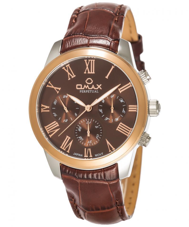 OMAX PG10C65I Men's Wrist Watch