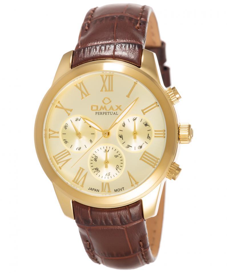 OMAX PG10G15I Men's Wrist Watch