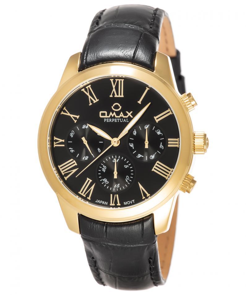 OMAX PG10G22I Men's Wrist Watch