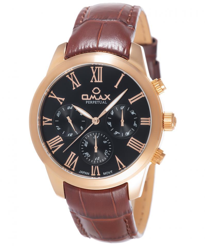 OMAX PG10R25I Men's Wrist Watch