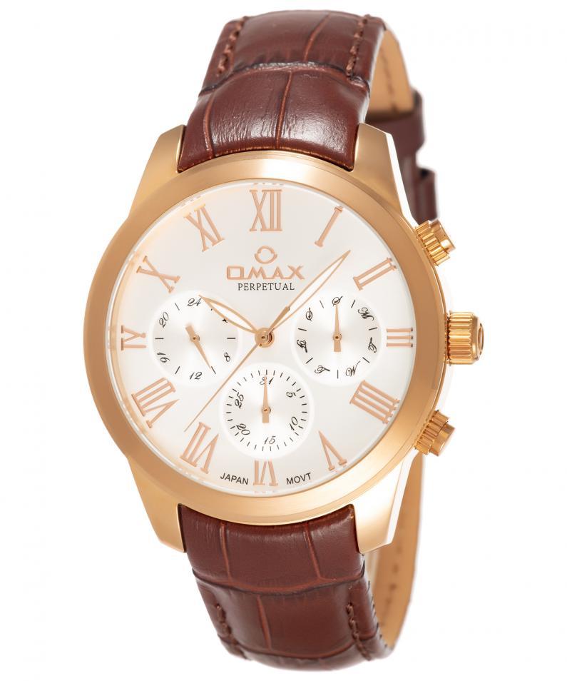 OMAX PG10R65I Men's Wrist Watch