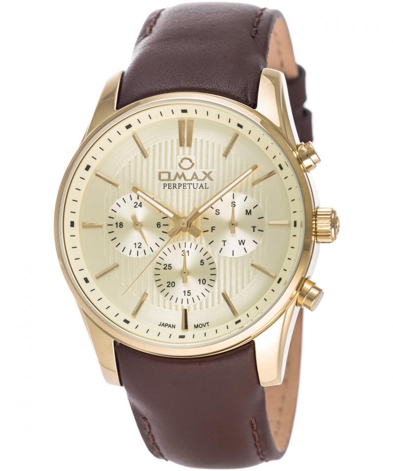 OMAX PG11G15I Men's Wrist Watch