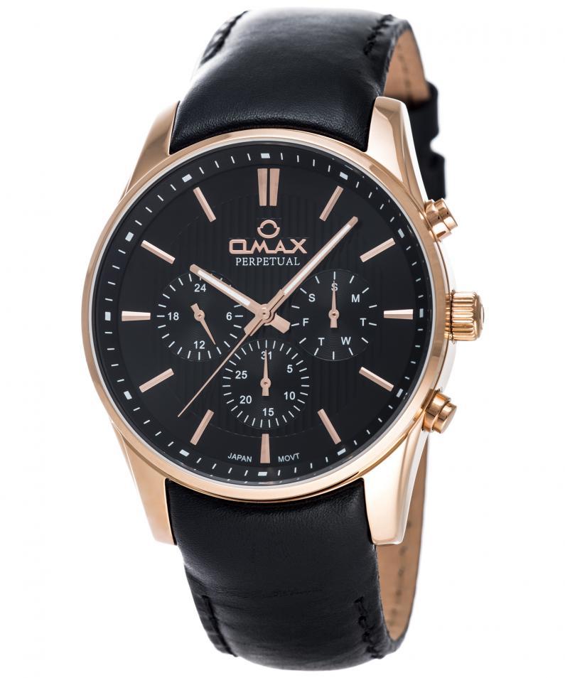 OMAX PG11R22I Men's Wrist Watch