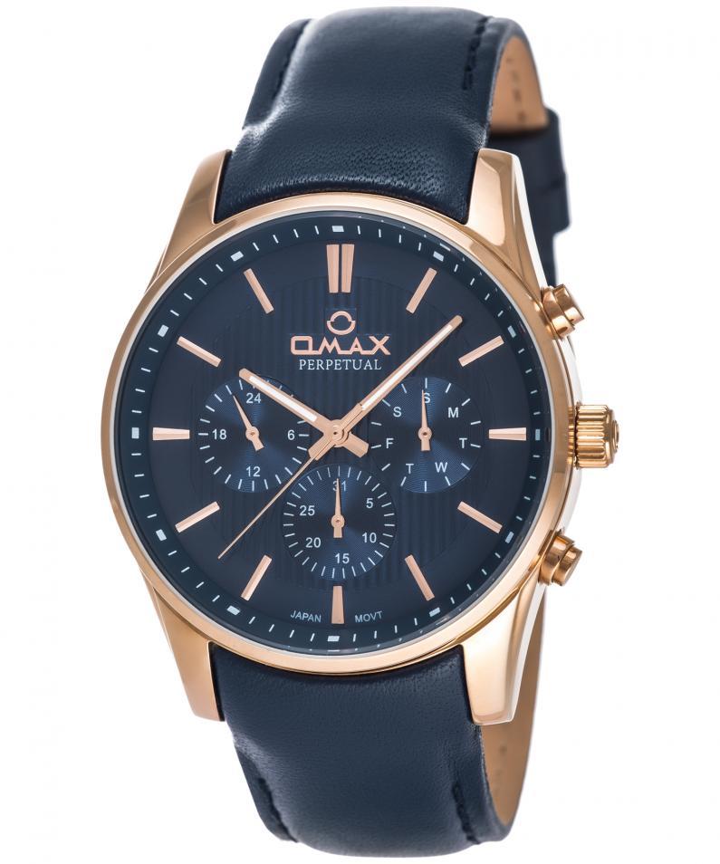 OMAX PG11R44I Men's Wrist Watch