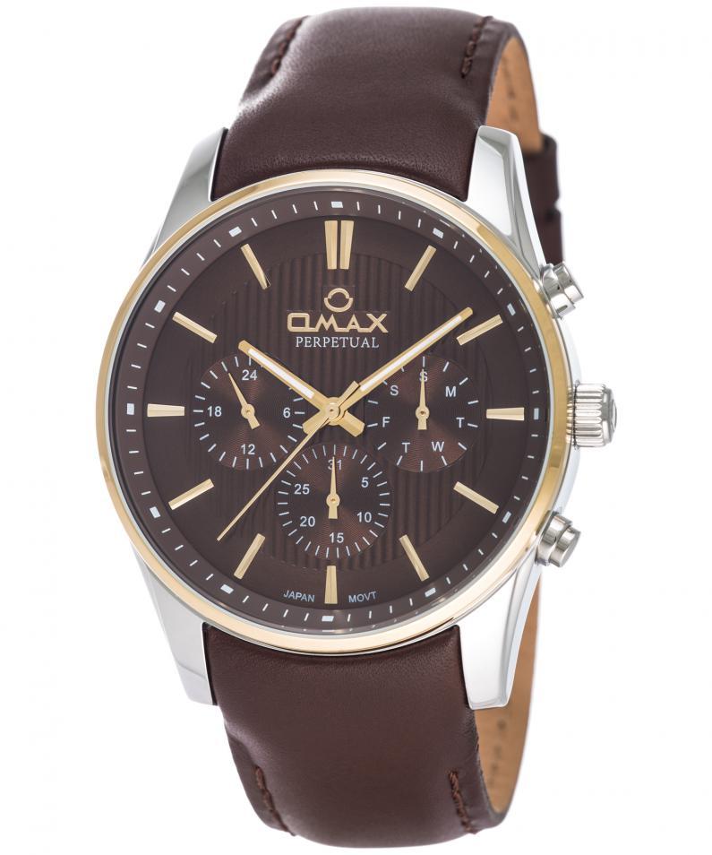 OMAX PG11T55I Men's Wrist Watch
