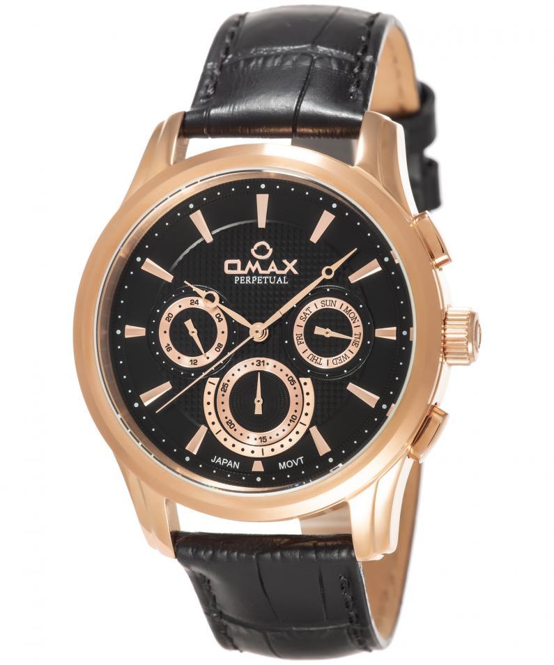 OMAX PG12R22I Men's Wrist Watch