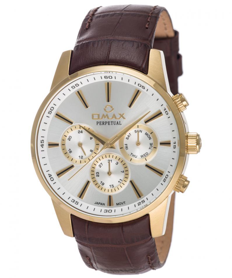 OMAX PG14G65I Men's Wrist Watch