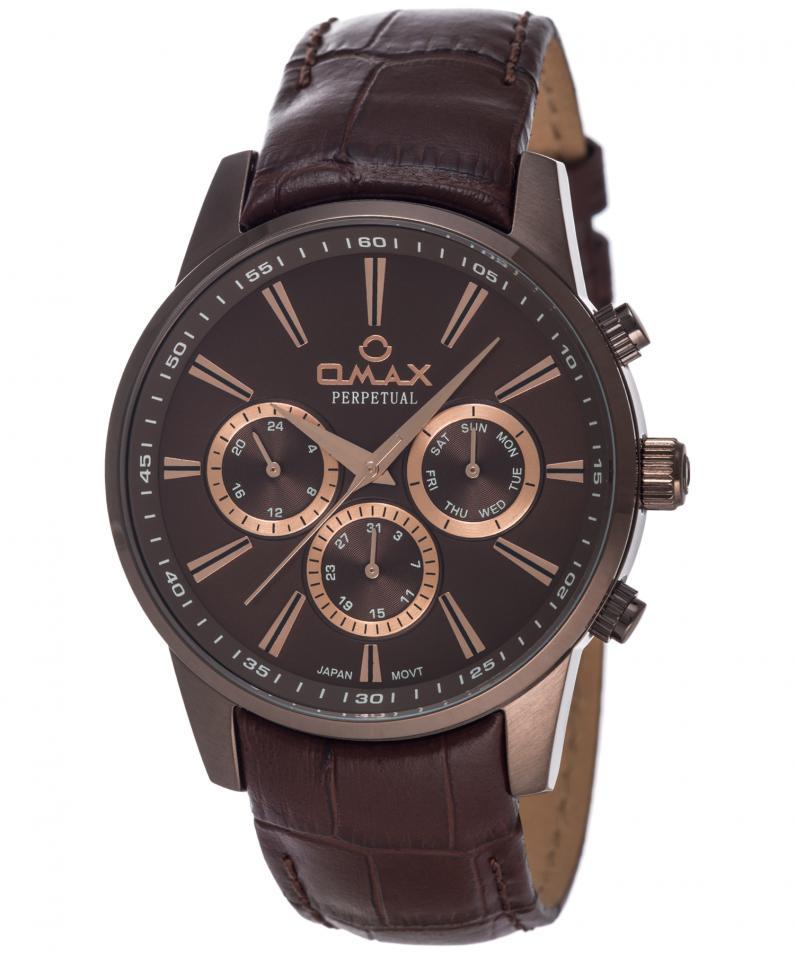 OMAX PG14J55I Men's Wrist Watch