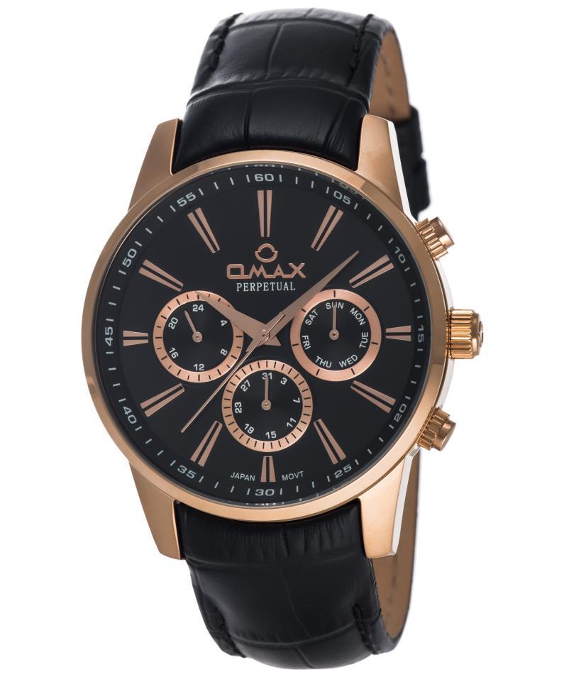 OMAX PG14R22I Men's Wrist Watch