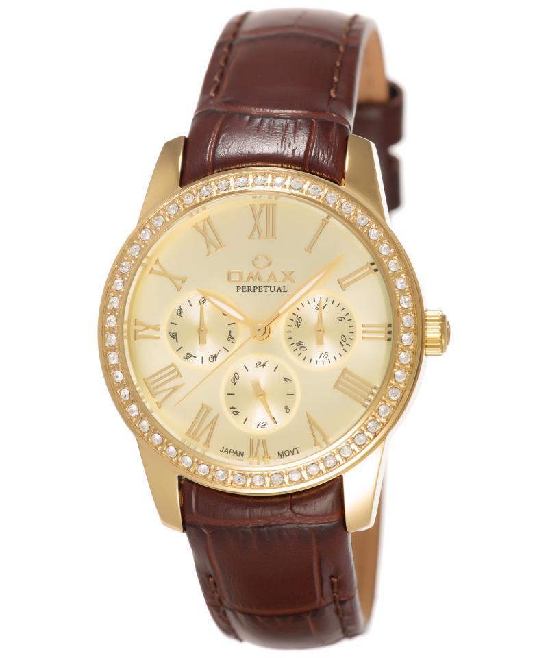 OMAX PL10G15I Woman's Wrist Watch