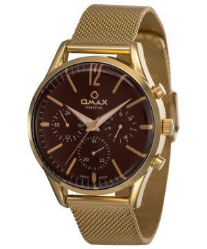 OMAX PG16G51I Men's Wrist Watch